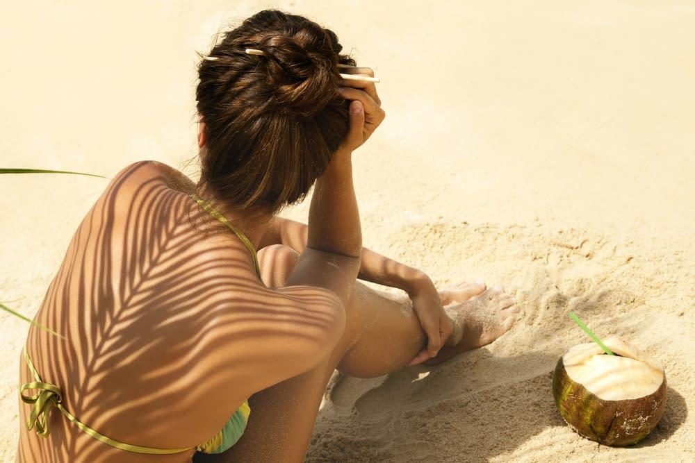 preparer la peau au soleil