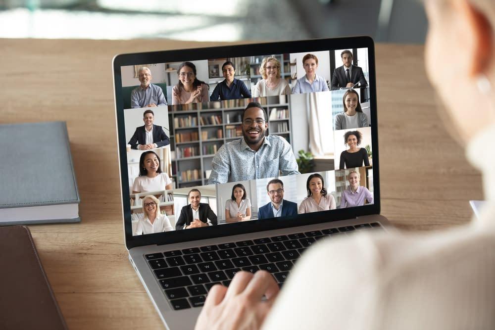 tele travail et conferences visio