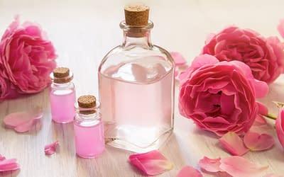 L'eau de rose et ses bienfaits
